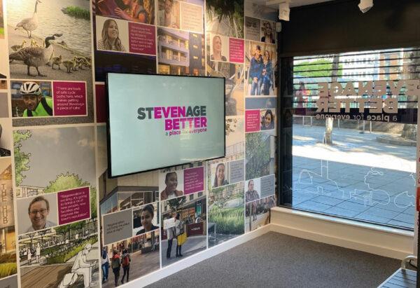 stevenage borough council case study
