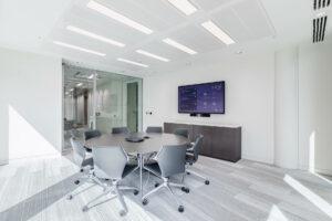 video conferencing setup