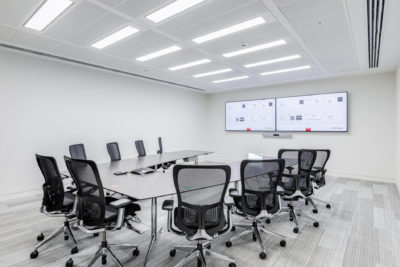 video conference space