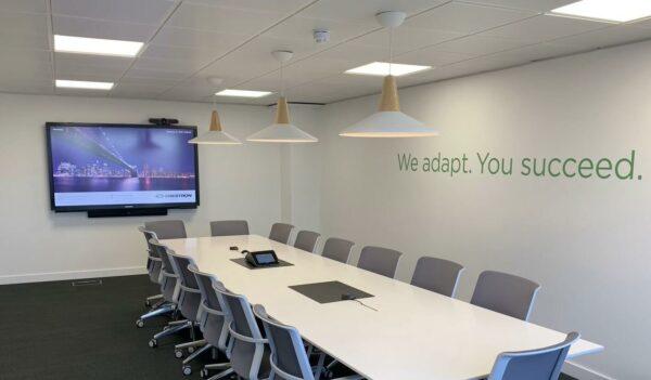 audio visual boardroom
