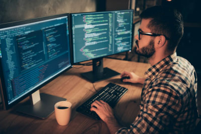 coding installation