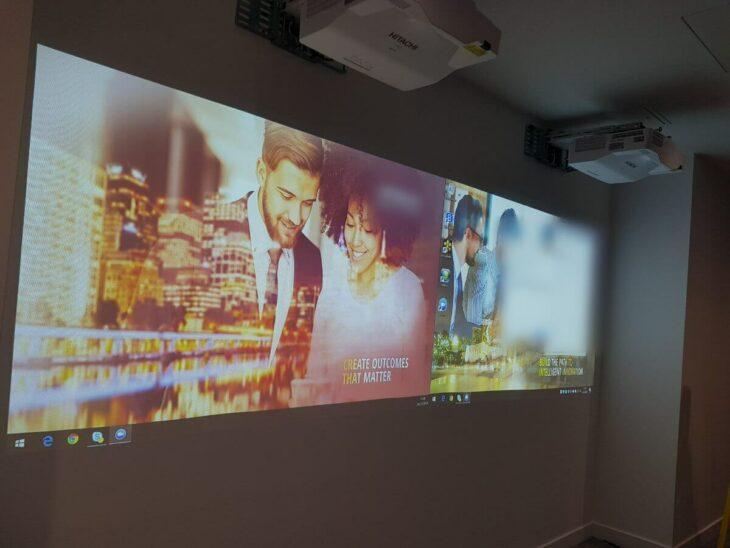 big projector